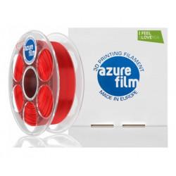 PETG AzureFilm - Red Transparent  1.75 mm 1 kg