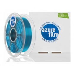 PETG AzureFilm - Blue Transparent 1.75 mm 1 kg