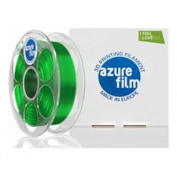 PETG AzureFilm - Green Transparent 1.75 mm 1 kg