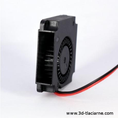 Chladiaci ventilátor 12V radiálny 40x40x10mm