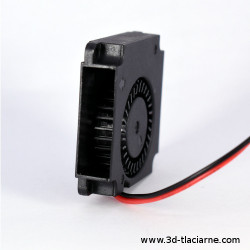 Chladiaci ventilátor 5V radiálny 40x40x10mm
