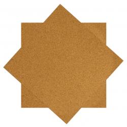 Korková izolácia hotbed 220x220 mm