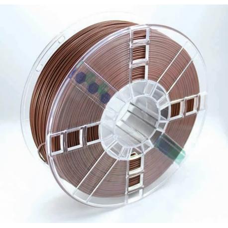 PLA SmartPlastiQs Hnedá 1.75mm 1kg