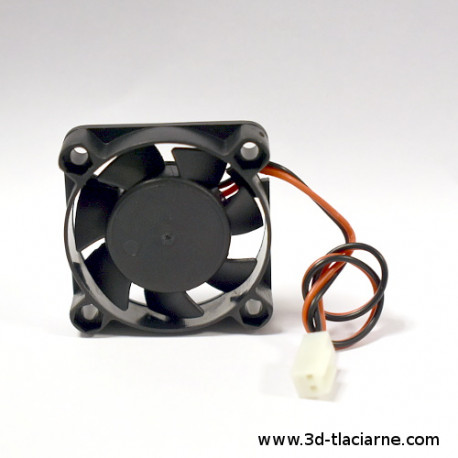 Chladiaci ventilátor 12V axiálny 40x40x10mm