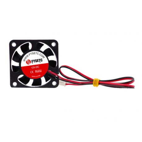 Chladiaci ventilátor 12V axiálny2,54 40x40x10mm