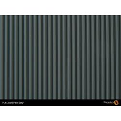 PLA Extrafill vzorka - Iron Gray Fillamentum
