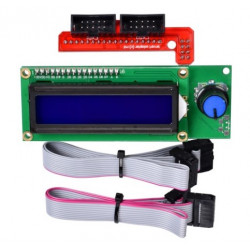 LCD 1602 displej s ovládaním (RepRap Smart Controller)