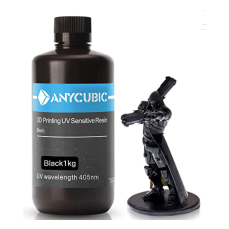 Anycubic UV Resin 1000 ml Black