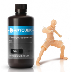Anycubic UV Resin 1000 ml Skin