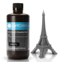 Anycubic UV Resin 1000 ml Grey