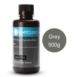 Anycubic UV Resin 500 ml Grey