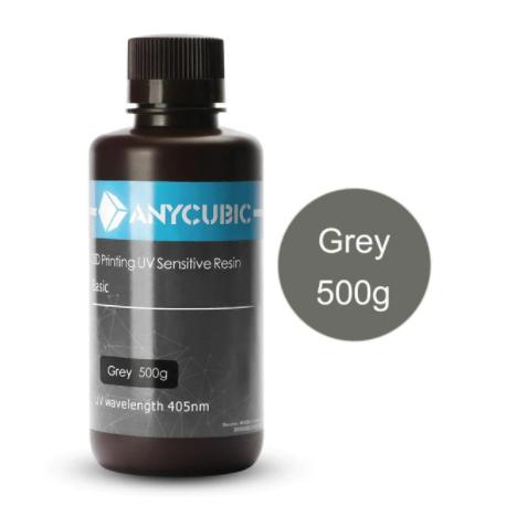 Anycubic UV Resin 500 ml Grey