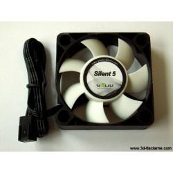 Chladiaci ventilátor (priamy) 50x50x15mm