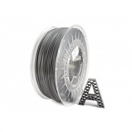 PLA AURAPOL  tmavá šedá perleť 1kg 1.75mm