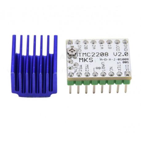 TMC2208 V2.0 MKS