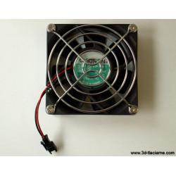 Chladiaci ventilátor (priamy) 80x80x30mm