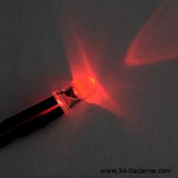 LED dióda 12V červená