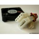 Chladiaci ventilátor (priamy) 52x52x10mm
