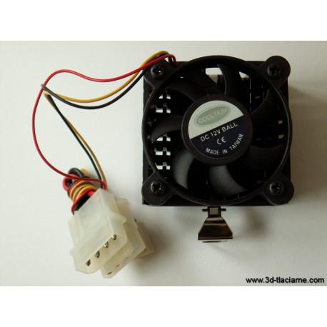 Chladiaci ventilátor (priamy) 50x52x30mm