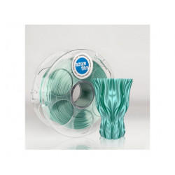 SILK AzureFilm - Turquoise Blue 1.75 mm 1 kg