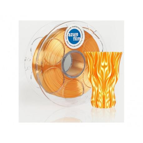 SILK AzureFilm - Flame Orange 1.75 mm 1 kg