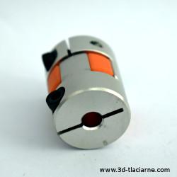 Pružná spojka Abs 5-8mm 25x20