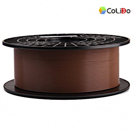 PLA Hnedá - COLIDO 1.75mm 1kg