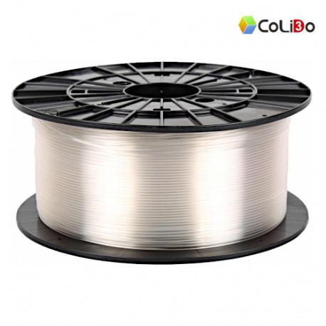 PLA Priesvitná - COLIDO 1.75mm 1kg