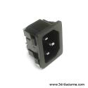 konektor 240V IEC320 C14