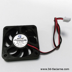 Chladiaci ventilátor 24V axiálny 50x50x12mm
