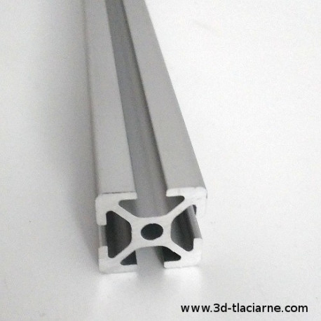 AL profil 20mmx20mm elox