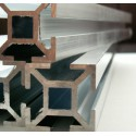 Hlinníkové profily, chladiče a platne
