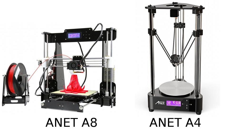 ANET A8 A4