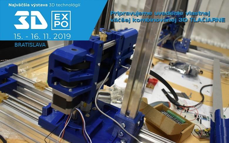 viac informácií o 3D EXPO Bratislava 2019